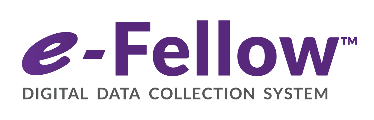 e-Fellow Digital Data Collection System